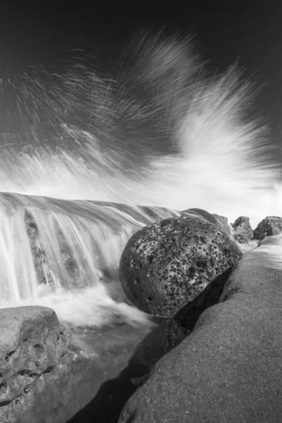 Photograph - Nature Throws A Gutter Ball 2 by Scott Campbell