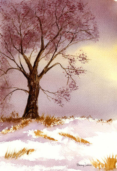 Painting - Nature's Blanket by Barry Jones