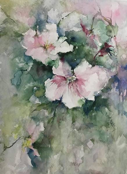Painting - Natures Bountiful Beauty by Robin Miller-Bookhout