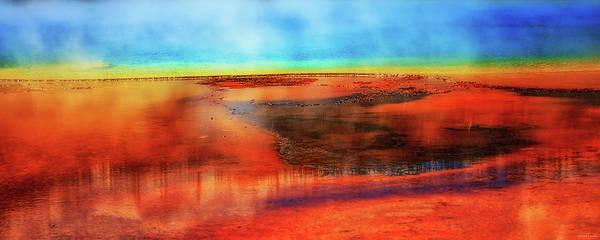 Photograph - Nature's Color Wheel by Rick Furmanek