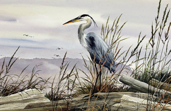 Wall Art - Painting - Natures Elegance by James Williamson