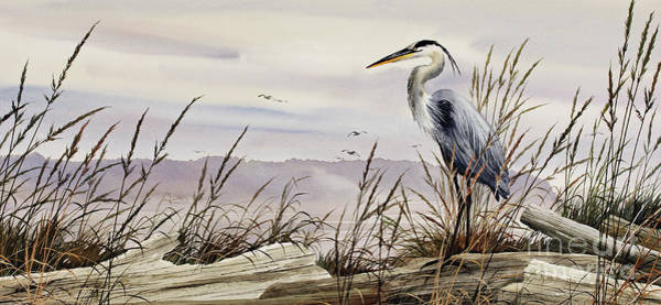Wall Art - Painting - Natures Elegance Panorama by James Williamson