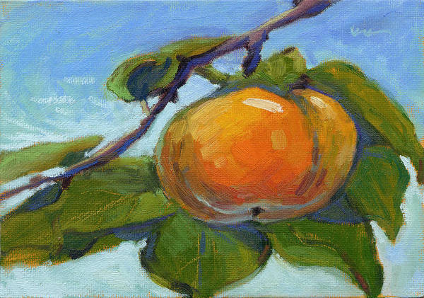 Painting - Gift Of Fall 1 by Konnie Kim