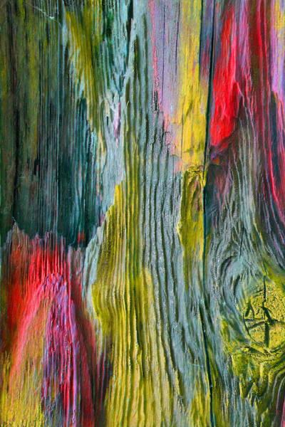 Digital Art - Nature's Secret Code - The Wood Grain Message #5 by Serge Averbukh