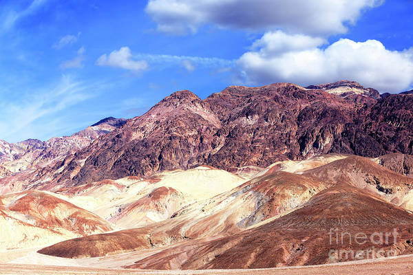 Photograph - Nature's Way In Death Valley by John Rizzuto