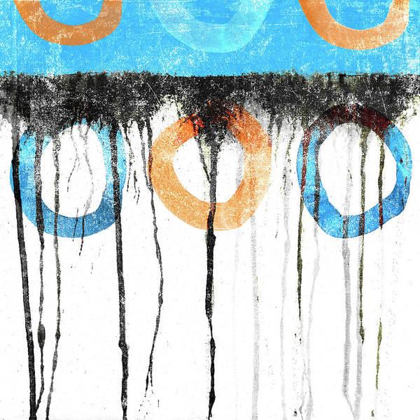 Wall Art - Mixed Media - Nautical Paint Job by Carol Leigh