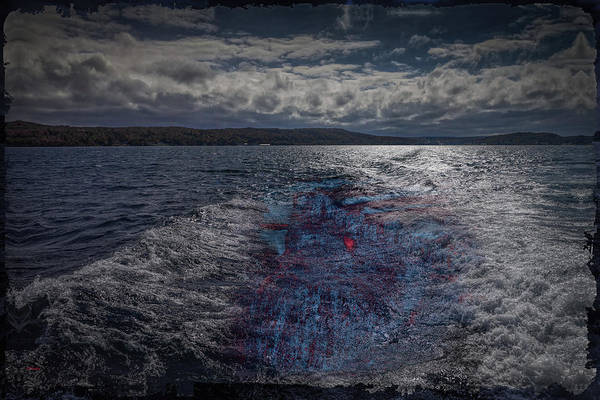 Photograph - Nautilus by John M Bailey