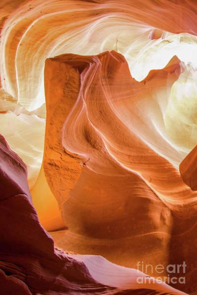 Lake Canyon Photograph - Navajo Lines by DiFigiano Photography