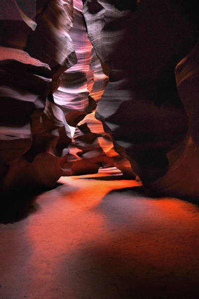 Navajo Magic Antelope Canyon Art Print