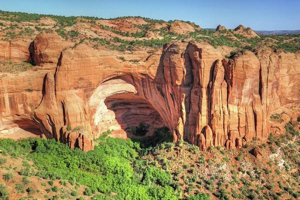 Wall Art - Photograph - Navajo National Monument by Donna Kennedy