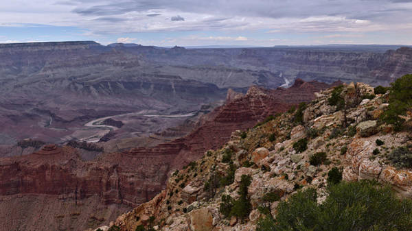 Wall Art - Photograph - Navajo Point Afternoon by Stephen  Vecchiotti