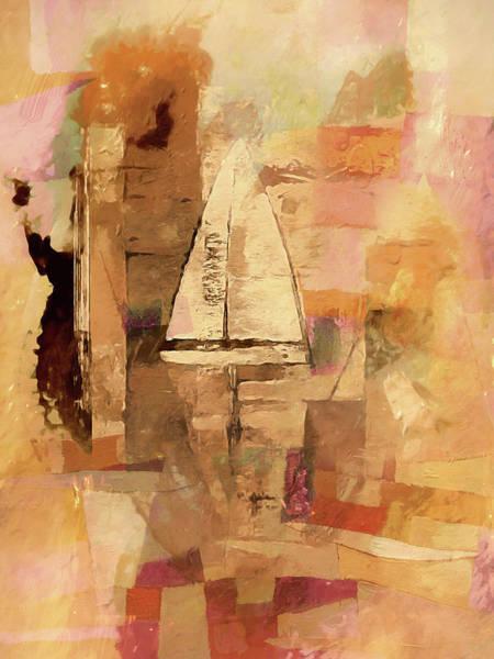Painting - Navegator by Lutz Baar