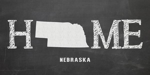 Mixed Media - Ne Home by Nancy Ingersoll