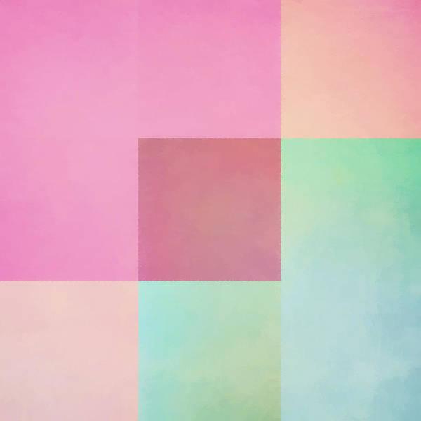 Pastels Digital Art - Neapolitan by Jon Woodhams