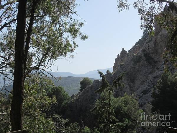 Photograph - Near The Castle In Lanjaron by Chani Demuijlder