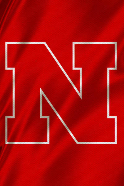 Nebraska Photograph - Nebraska Cornhuskers Flag by Joe Hamilton