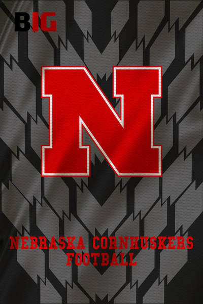 Nebraska Photograph - Nebraska Cornhuskers Uniform 3 by Joe Hamilton