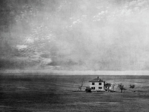 Photograph - Nebraska Farm by Mary Lee Dereske