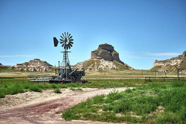 Wall Art - Photograph - Nebraska Farm Scenery by Paul Freidlund
