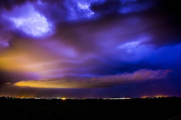 Photograph - Nebraska Night Beast 012 by NebraskaSC