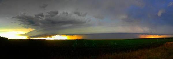 Photograph - Nebraska Thunderstorms 003 by NebraskaSC