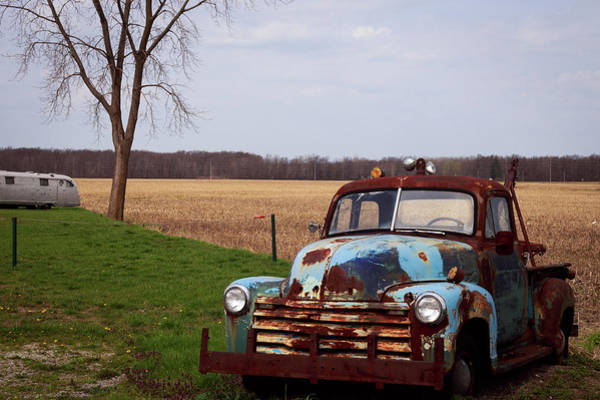 Photograph - Need A Tow? by Sue Conwell