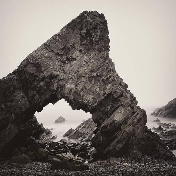 Photograph - Needle's Eye Rock by Dave Bowman