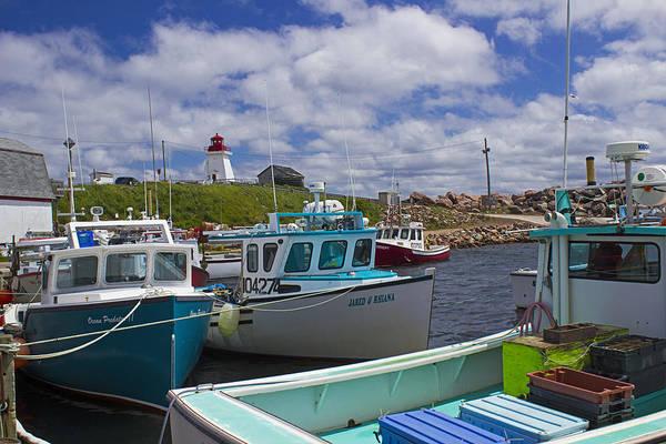 Cabot Trail Photograph - Neil's Harbour - Cape Breton Island  by Spencer Bush