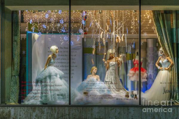 Neiman Photograph - Neiman Marcus Beverly Hills by David Zanzinger