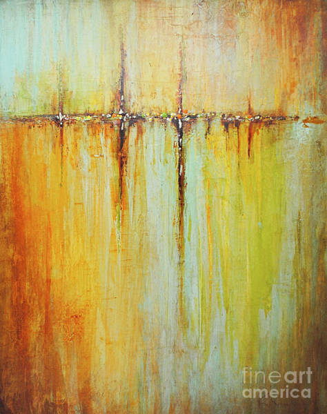 Painting - Neiman Nights by Kaata    Mrachek