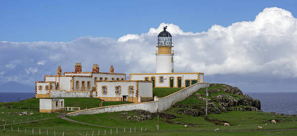 Photograph - Neist Point Lighthouse by Arterra Picture Library