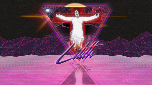 Wall Art - Digital Art - Neon Genesis Evangelion by Winna Perlin