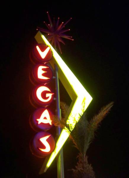 Photograph - Neon Signs 2 by Anita Burgermeister