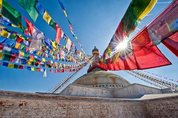 Photograph - Nepals Heritage by U Schade
