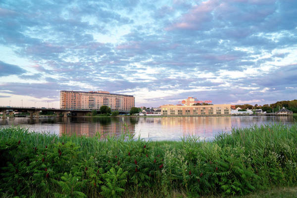 Photograph - Neponset River View by Christopher Brown