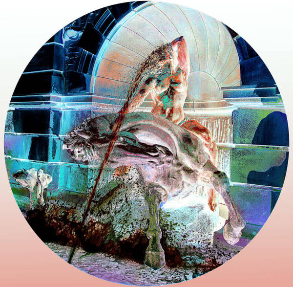 Photograph - Neptune Nymph 3 by Robert G Kernodle