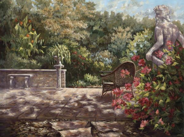 Painting - Neptunes Garden by Jose Rodriguez