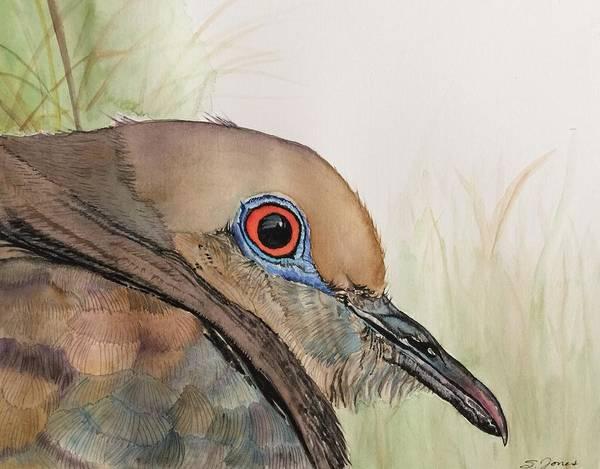 Painting - Nesting by Sonja Jones
