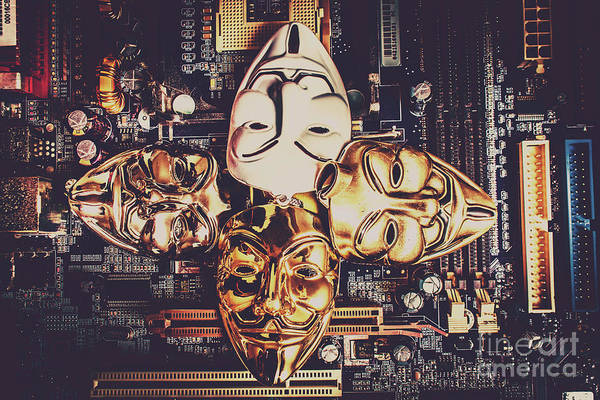 Wall Art - Photograph - Network Of Anons by Jorgo Photography - Wall Art Gallery