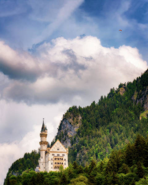 Photograph - Neuschwanstein Castle - Bavaria, Germany by Nico Trinkhaus