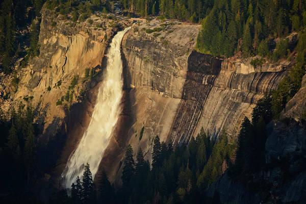 Photograph - Nevada Fall Yosemite by Kyle Hanson