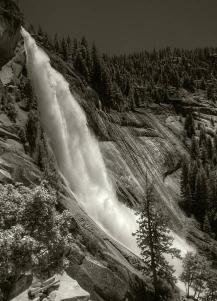 Photograph - Nevada Falls by Michael Kirk