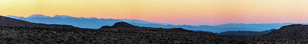 Wall Art - Photograph - Nevada Sunset by Nathan Arnold