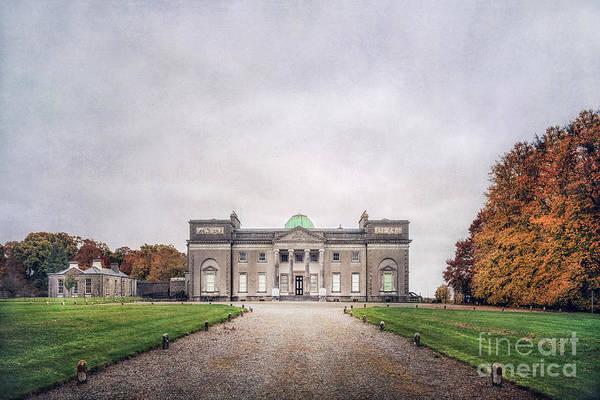 Historic House Photograph - Never Fade Away by Evelina Kremsdorf