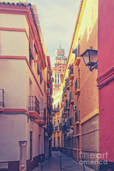 Wall Art - Photograph - Never Lost - Sevilla by Mary Machare