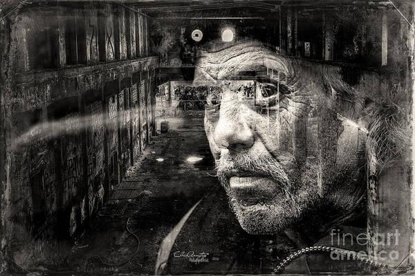 Digital Art - Never Sleep by Chris Armytage