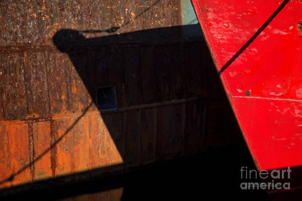 Photograph - New Bedford Waterfront Xx by David Gordon