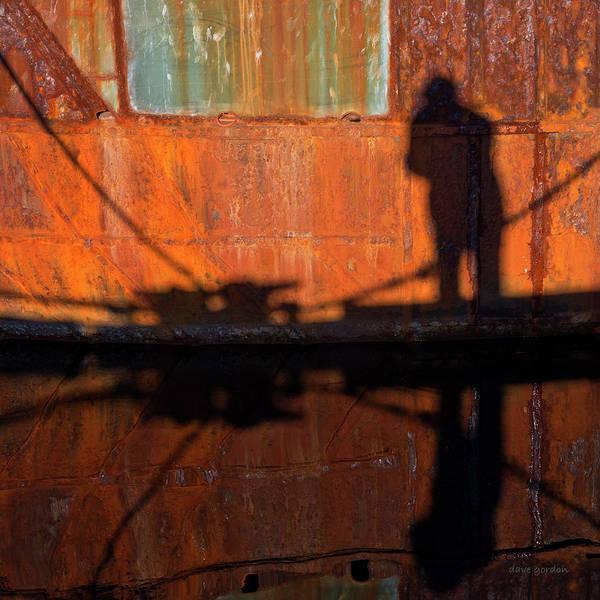 Photograph - New Bedford Waterfront Xxi Sq by David Gordon