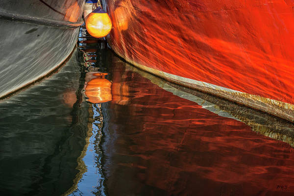 Photograph - New Bedford Waterfront Xxix Color by David Gordon