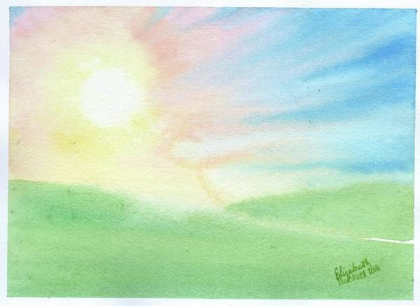 Painting - New Beginnings by Betsy Hackett
